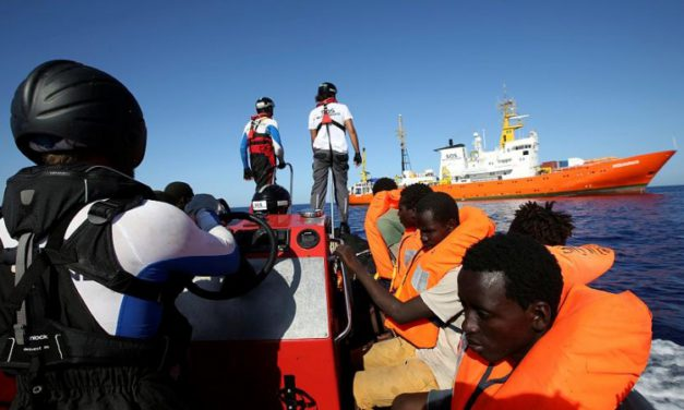Declaración sindical conjunta sobre la obligación del salvamento marítimo