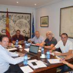 Patronal y sindicatos abordan un plan de sensibilización sobre riesgos laborales en la actividad pesquera
