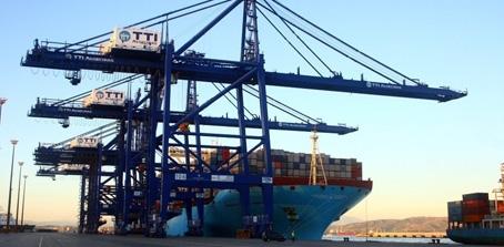 UGT detecta disfuncionalidades en la aplicación de medidas preventivas por COVID-19 en el sistema portuario