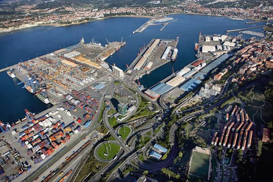 UGT se afianza como primera fuerza sindical en la Autoridad Portuaria de Bilbao